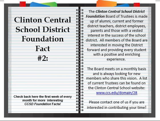 Foundation / Foundation Facts
