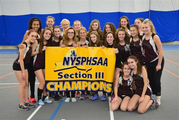 Clinton Girls Win Section III Championship