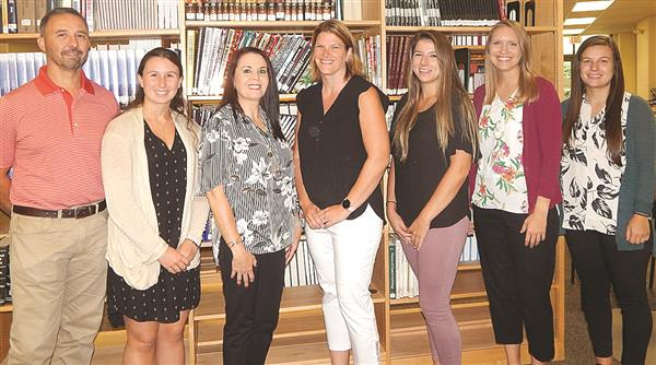 New Teachers Prepare for the Opening of School